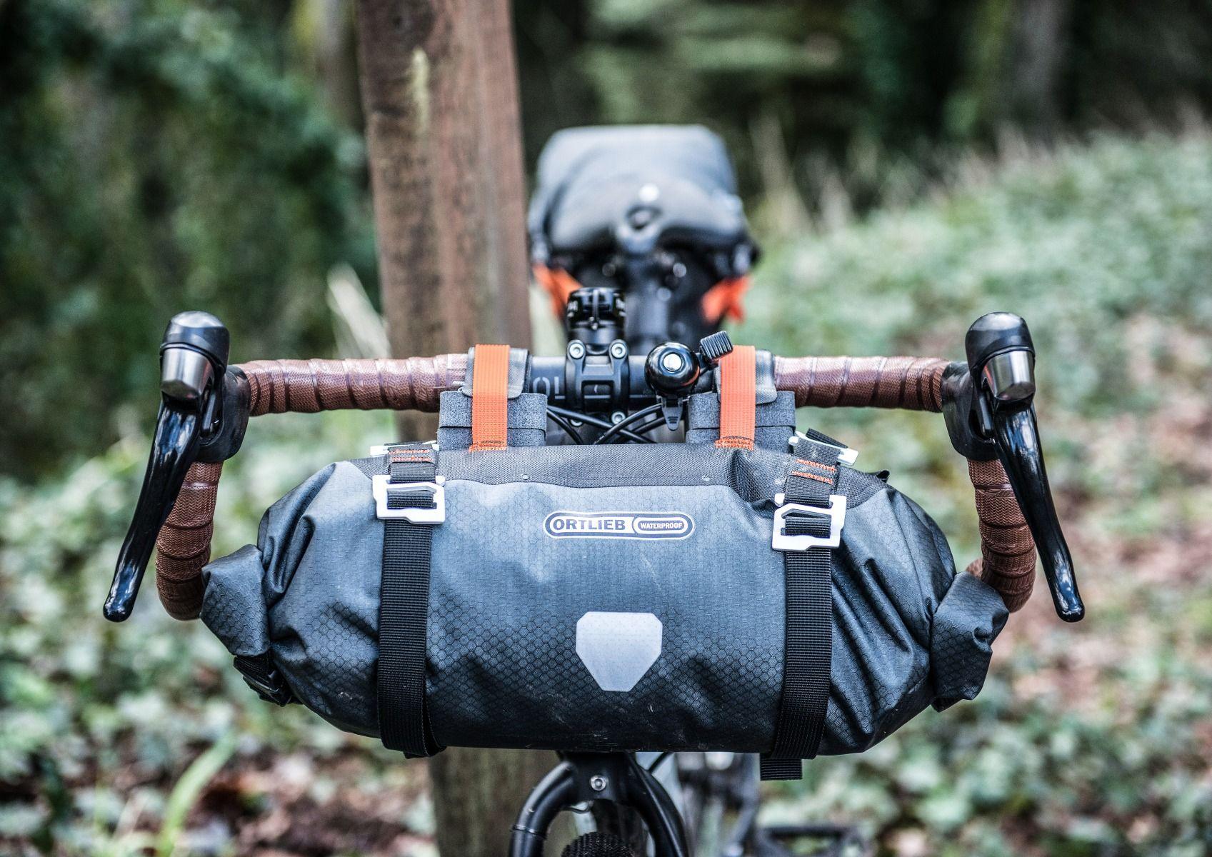 Handlebar-Pack - 9L - black matt