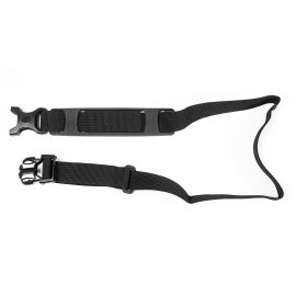 Shoulder strap 85 cm, black