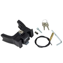 Handlebar Mounting-Set, E-Bike, with Lock