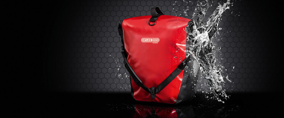 Ortlieb waterproof Fahrradtaschen
