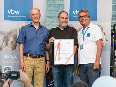 awarding  cycle-friendly company