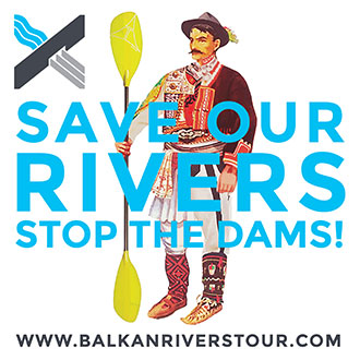Balkan River Tour