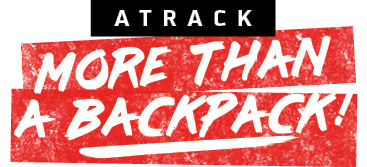 Atrack - More than a backpack