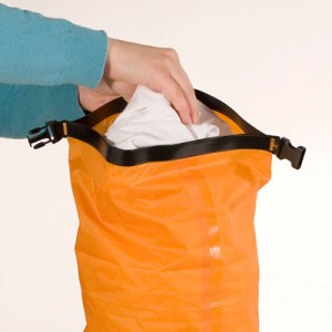 drybag roll closure